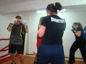 Бокс за жени в Бастет